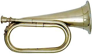 SC EXPORTS 内战时代黄铜 Bugle 美军骑兵风格 喇叭 新品