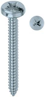 自切割螺丝 TC 镀锌 PH uni6954 DIN7981 mm.5,5x19