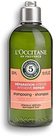 L'OCCITANE 欧舒丹 Aromachologie 修护洗发水,10.1 液量盎司(30