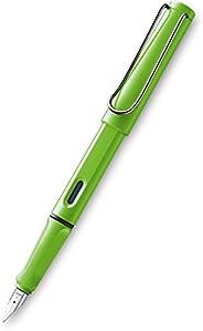 Lamy 凌美 Safari 钢笔 1230633,细绿色