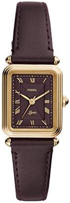 [Fossil] 腕表 LYRIC ES4971 女款 棕色