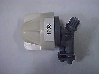 Kenmore 肯摩尔 7253808 软化剂喷嘴和文丘里组装正品原始设备制造商(OEM)配件奶油和灰色