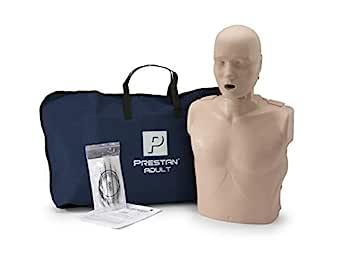 PRESTAN PP-AM-100-MS 专业成人 CPR-AED 训练 Manikin,中等肤色