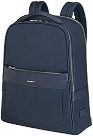 Samsonite 新秀丽 Zalia 2.0-15.6 英寸笔记本电脑背包 41 厘米 18 升 蓝色(午夜蓝色) 39 cm