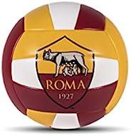 Mondo Sport Volley A.S. Roma 13727 尺码 5 排球 270 克 - 黄色/红色/白色