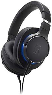 Audio-Technica 铁三角 ATH-MSR7bGM 头戴式高分辨率耳机ATH-MSR7BBK 可调节