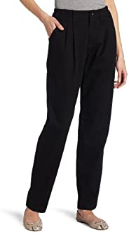 Lee Women's Relaxed-Fit Pleated