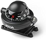 Relags Silva Kompass 'C58' für Auto und Boot, schwarz,