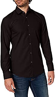 HUGO BOSS Kenno 男式长袖休闲衬衫