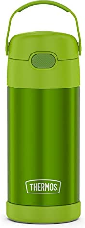 Thermos Funtainer 12 Ounce Bottle Lime