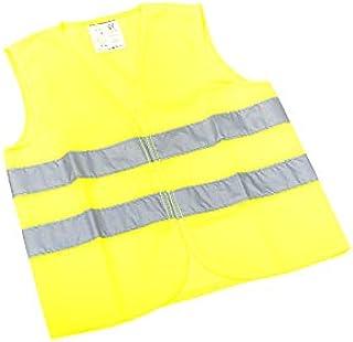 Leina 13112 儿童防撞警告背心 压力锁袋 黄色