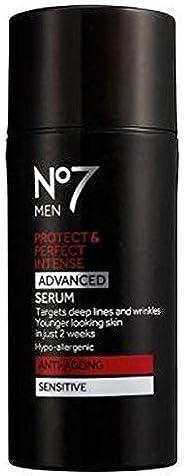 No7 男士保护和完美*高级精华液