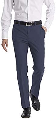 CALVIN KLEIN 男士 现代修身正装长裤