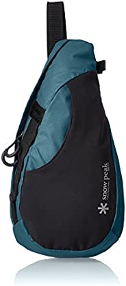 Snow Peak Side Attack Bag 蓝色,均码