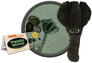 巨型 Microbes 有毒模具 Stachybotrys Chartarum 毛绒玩具