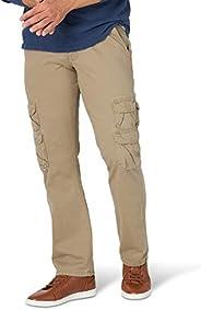 Wrangler 威格 Authentics 男士直筒工装裤 英国卡其色 29W X 30L