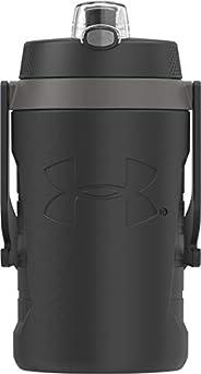 Under Armour 安德玛 泡沫橡胶保温水瓶 64 盎司/约1.89升, 黑色