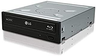 LG Electronics 14x SATA 蓝光内部重写器,无软件,黑色 (WH14NS40)