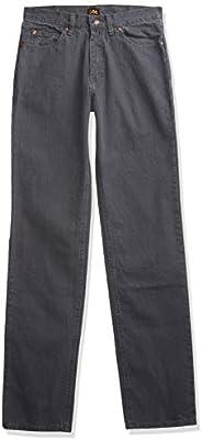 Lee 男式宽松直筒牛仔裤 Thunder 29W x 32L