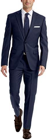 CALVIN KLEIN 男士 修身分体西装裤子
