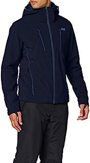Helly Hansen 男士 Alpha 3.0 保暖滑雪夾克