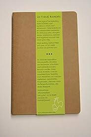 Hahnemhle 旅行手册(5.3 x 8.3 英寸肖像,20 张,2 包)