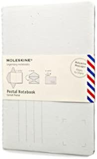 Moleskine Postal Notebook - Pocket Almond White
