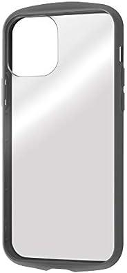 【2020年秋季发售】Ray Out iPhone 12 Pro/iPhone 12 适用/耐冲击混合 Puffull/透明/灰色 手机壳