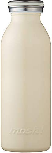 Doshisha 真空保温螺丝水杯,象牙白,0.45L,DMMB450IV