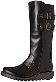 FLY LONDON Sminx 女 长筒靴Solv P142837