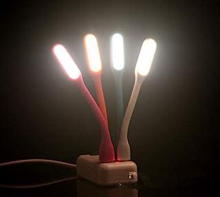 axGear 新款便携式 LED 灯泡 可弯曲迷你灯 USB 端口 PC 电脑