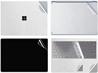 IMMOENUC 5 合 1 笔记本电脑皮肤贴纸适用于 Microsoft 微软 Surface Pro 7/Surface 笔记本电脑 3/4 13.5 英寸键盘盖/掌托/屏幕保护膜(适用于 Microsoft 微软 Surface 笔记本电...