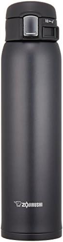 Zojirushi 象印 不锈钢真空保温杯,深灰色,20盎司(约591.4 毫升)
