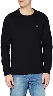 Original Penguin 男式圆领徽标运动衫
