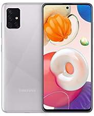 三星 Galaxy A51 智能手机套装(16.4 厘米(6.5 英寸))128 GB 内部存储,4 GB 内存,双存储,安卓,30 个月制造商保修 [亚马逊*] 德国版