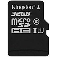 Kingston Digital 32GB microSDHC Class 10 UHS-I 45R 闪存卡 (SDC1…