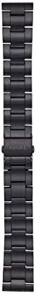 FossilS221440 analog 黑色 S221440 watch-strap