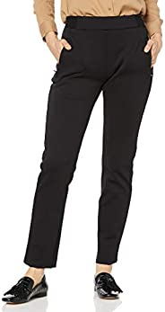 DOUBLE STANDARD CLOTHING 起绒直筒裤 0206-011-204 女士