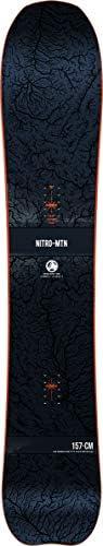 Nitro Snowboards 男士 Mountain BRD'21 All-Mountain Freeride Board 中帮滑雪