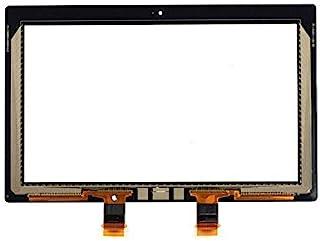 数字转换器触摸屏(无液晶显示屏)替换面板兼容微软 Surface Pro 1514 10.6 英寸平板电脑(黑色)