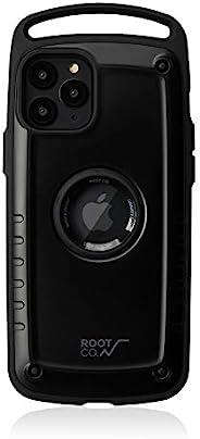 【ROOT CO.】防震重力防震手机壳 Pro。 (iPhone 11 Pro,黑色)