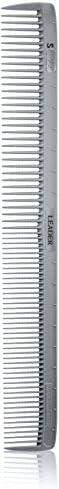 乌尔特姆SP comb 平滑 长款剪裁梳子(中荒/小荒)S124 珍珠银