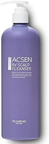 TROIAREUKE ACSEN Rx2 *洗发水 16.9 液 Oz. - Dandruff *修护洗发露,油性瘙痒不适*