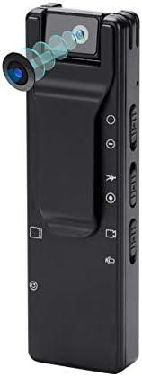 迷你摄像头无需WiFi,1080P 高清 PIR 运动激活低功耗支架,可持续90天个人摄像机,带 32GB 卡,适用于家庭和办公室