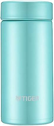 TIGER 虎牌 迷你 不锈钢 保温杯 直饮杯 轻量梦重力 平滑饮口 200ml 珠光绿 MMP-J020-GP