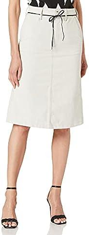 G-STAR RAW 女士 Lintell 中长款商务休闲裙