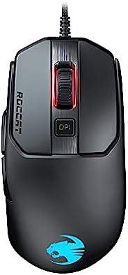 Roccat Kain AIMO RGB 游戏鼠标ROC-11-612-BK 16.000 Dpi