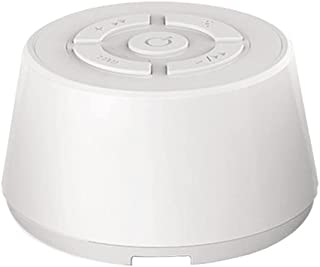 ONTOP 便携式白噪声机,带 9 个高清舒缓声音*夜灯,带自动关机计时器功能*噪音机,适合旅行家庭成人,有*障碍的人