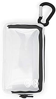 GG 微用 透明TPU收納袋 (黑色) - GG微