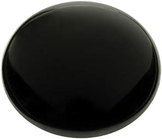 Westcott 磁贴,10件装,25毫米,圆形,黑色,E-10809 00